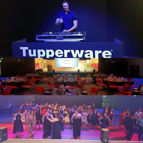 Tupperware Product Launch