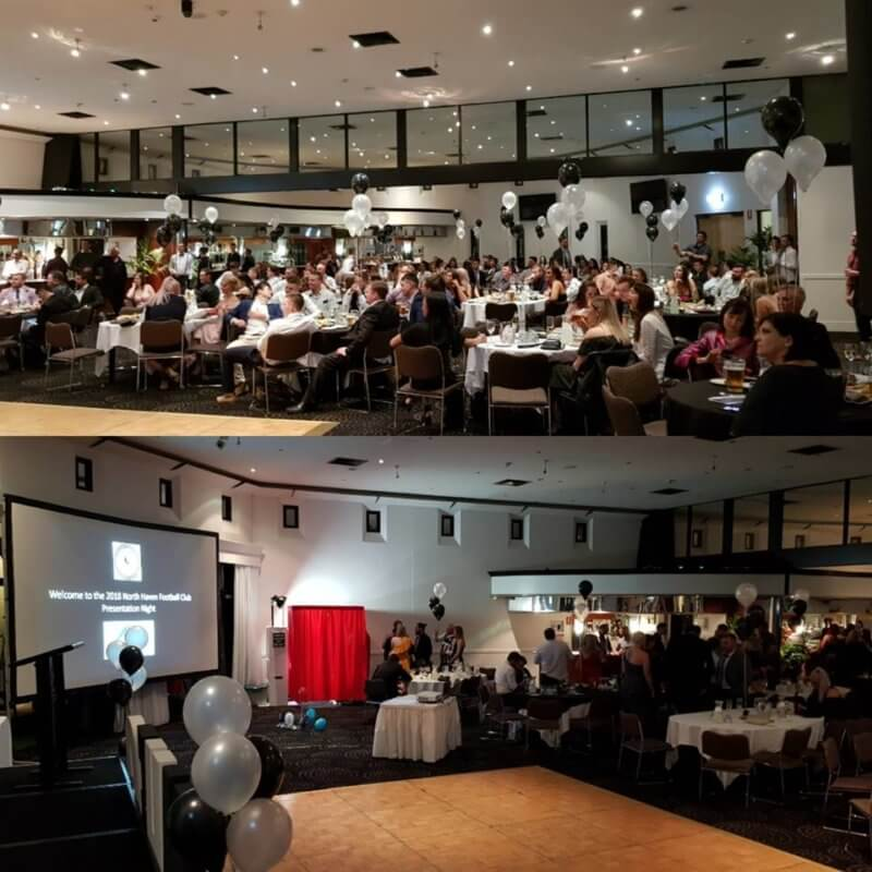 North Haven Football Club Presentation Dinner