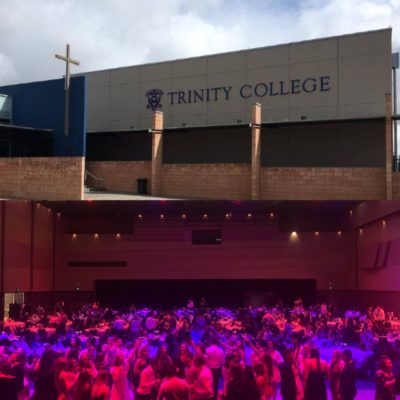Trinity College Graduation